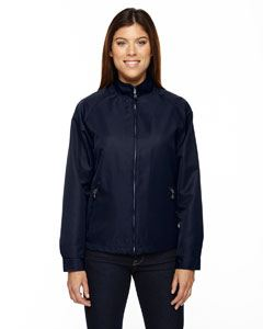 Ash City - North End Ladies Mid-Length Micro Twill Jacket