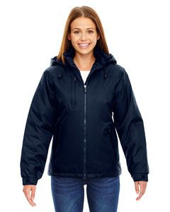 Ash City - North End Ladies Insulated Jacket