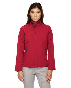 Ash City - Core 365 Ladies Cruise Two-Layer Fleece Bonded Soft Shell Jacket