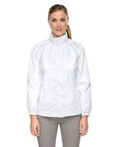 Ash City - Core 365 Ladies Climate Seam-Sealed Lightweight Variegated Ripstop Jacket