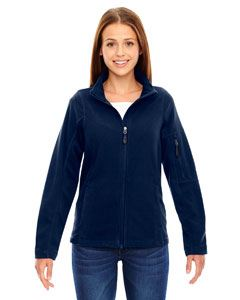 Ash City - North End Ladies Generate Textured Fleece Jacket