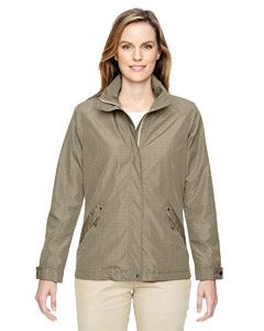 Ash City - North End Ladies Excursion Transcon Lightweight Jacket with Pattern