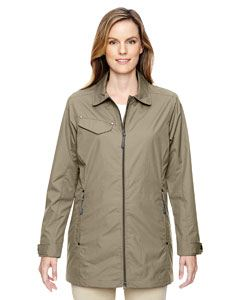Ash City - North End Ladies Excursion Ambassador Lightweight Jacket with Fold Down Collar