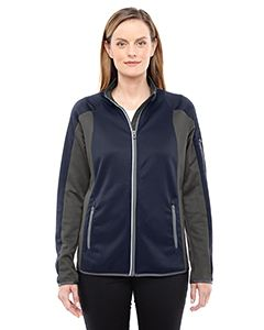Ash City - North End Ladies Motion Interactive Colorblock Performance Fleece Jacket