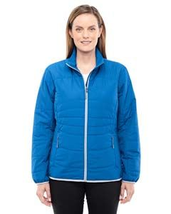 Ash City - North End Ladies Resolve Interactive Insulated Packable Jacket
