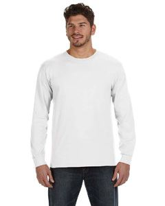 Anvil Adult Midweight Long-Sleeve T-Shirt