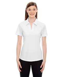 Ash City - North End Ladies Recycled Polyester Performance Pique Polo