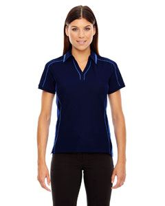 Ash City - North End Ladies Sonic Performance Polyester Pique Polo