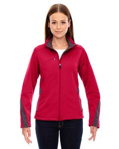 Ash City - North End Ladies Escape Bonded Fleece Jacket