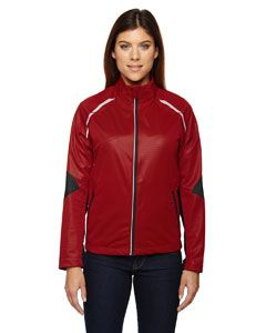 Ash City - North End Ladies Dynamo Three-Layer Lightweight Bonded Performance Hybrid Jacket