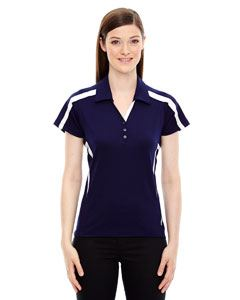 Ash City - North End Ladies Accelerate UTK cool logik Performance Polo