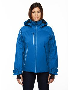 Ash City - North End Ladies Ventilate Seam-Sealed Insulated Jacket