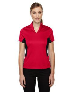 Ash City - North End Ladies Rotate UTK cool logik Quick Dry Performance Polo