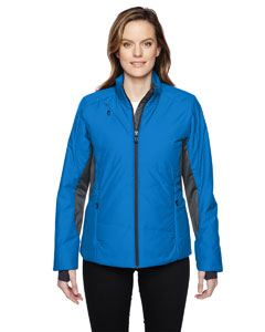 Ash City - North End Ladies Immerge Insulated Hybrid Jacket with Heat Reflect Technology