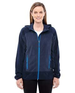Ash City - North End Ladies Vortex Polartec Active Fleece Jacket