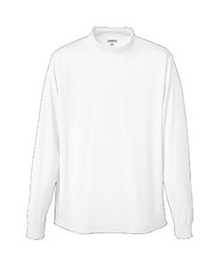 Augusta Drop Ship Wicking Mock Turtleneck