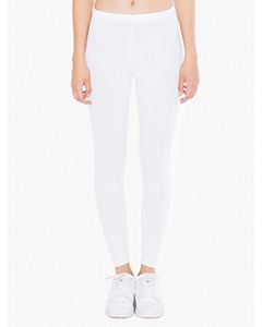 American Apparel Ladies Cotton Spandex Jersey Leggings