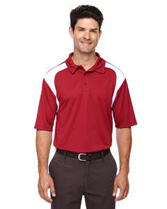 Ash City - Extreme Men's Eperformance Colorblock Textured Polo