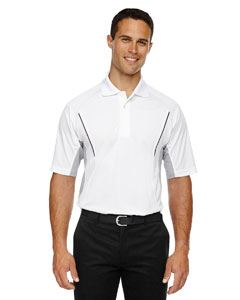 Ash City - Extreme Men's Eperformance Parallel Snag Protection Polo with Piping