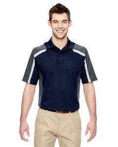 Ash City - Extreme Men's Eperformance Strike Colorblock Snag Protection Polo