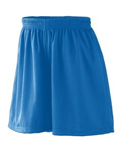 Augusta Drop Ship Ladies Tricot Mesh Short/Tricot Lined