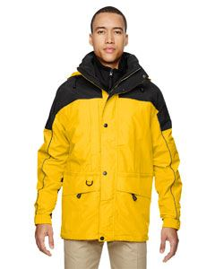 Ash City - North End Adult 3-in-1 Two-Tone Parka