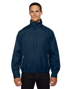 Ash City - North End Men's Bomber Micro Twill Jacket