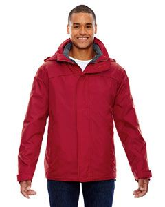 Ash City - North End Adult 3-in-1 Jacket