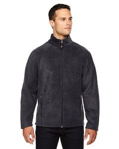 Ash City - North End Men's Tall Voyage Fleece Jacket