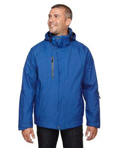 Ash City - North End Men's Caprice 3-in-1 Jacket with Soft Shell Liner
