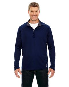 Ash City - North End Men's Radar Quarter-Zip Performance Long-Sleeve Top