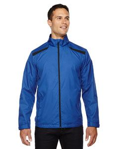 Ash City - North End Men's Tempo Lightweight Recycled Polyester Jacket with Embossed Print