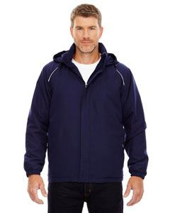 Ash City - Core 365 Men's Tall Brisk Insulated Jacket