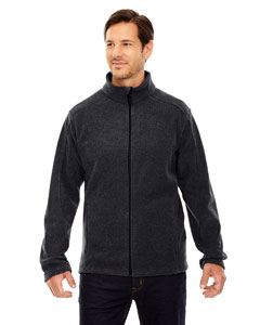 Ash City - Core 365 Men's Tall Journey Fleece Jacket