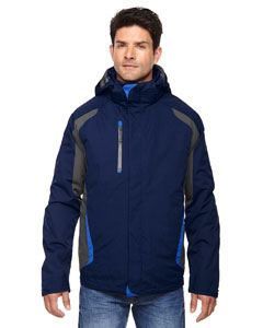 Ash City - North End Men's Height 3-in-1 Jacket with Insulated Liner