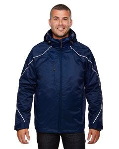 Ash City - North End Men's Tall Angle 3-in-1 Jacket with Bonded Fleece Liner