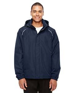 Ash City - Core 365 Men's Tall Profile Fleece-Lined All-Season Jacket