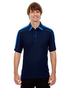 Ash City - North End Men's Sonic Performance Polyester Pique Polo