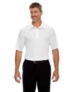 Ash City - North End Men's Dolomite UTK cool logik Performance Polo