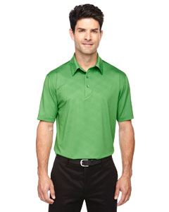 Ash City - North End Men's Maze Performance Stretch Embossed Print Polo