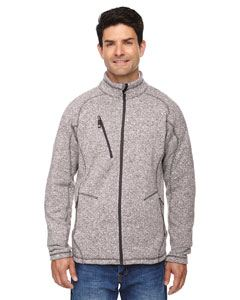 Ash City - North End Men's Peak Sweater Fleece Jacket