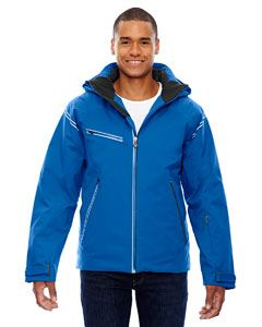 Ash City - North End Men's Ventilate Seam-Sealed Insulated Jacket