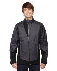 Ash City - North End Men's Commute Three-Layer Light Bonded Two-Tone Soft Shell Jacket with Heat Reflect Technology