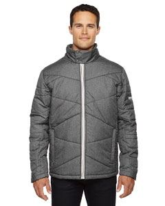 Ash City - North End Men's Avant Tech Melange Insulated Jacket with Heat Reflect Technology
