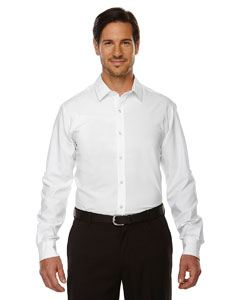 Ash City - North End Men's Rejuvenate Performance Shirt with Roll-Up Sleeves