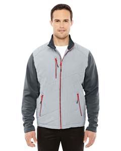 Ash City - North End Men's Quantum Interactive Hybrid Insulated Jacket