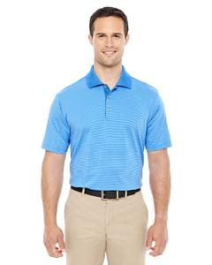 adidas Golf Men's climalite Classic Stripe Short-Sleeve Polo