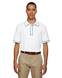 adidas Golf Men's puremotion Piped Polo