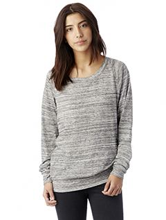 Alternative Ladies Slouchy Eco-Jersey Pullover