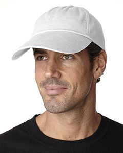 Adams Cotton Twill Pigment-Dyed Sunbuster Cap